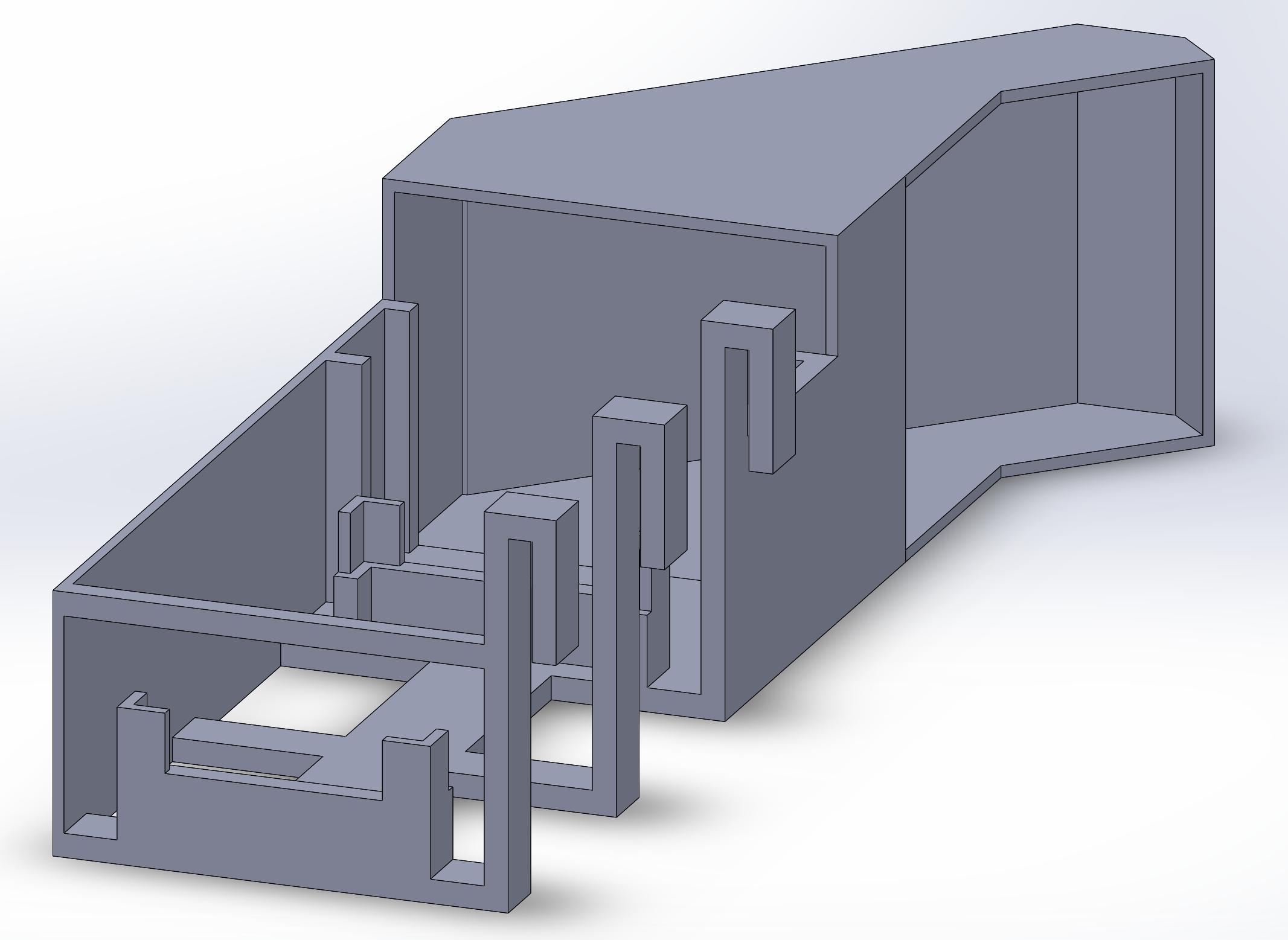 3D ontwerp AR opzetstuk